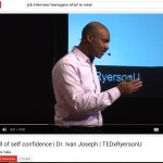 Dr Ivan Joseph Confidence Skills